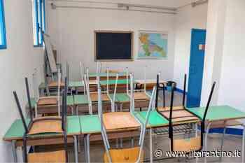 San Giorgio Ionico: lavori nelle scuole prima della riapertura - IlTarantino