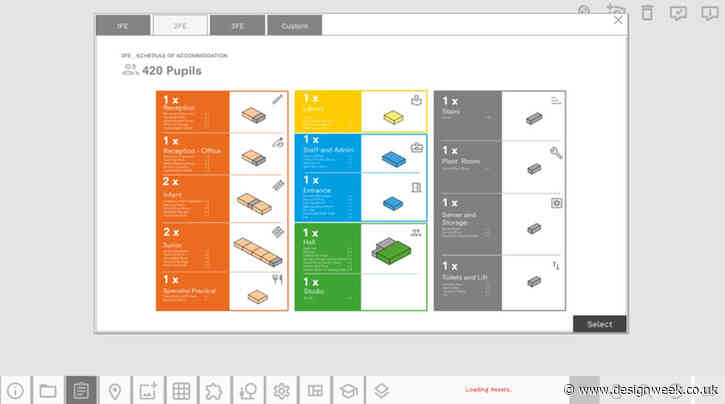 """""""Think Lego or Minecraft"""": Designing a school in 15 minutes"""