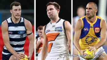 AFL Report Card: Flag contenders' shaky pre-final efforts - but there was one Giant fail