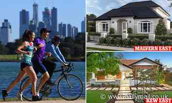 Why Melbourne is the city to 'buy property in NOW': experts reveal suburbs set to soar
