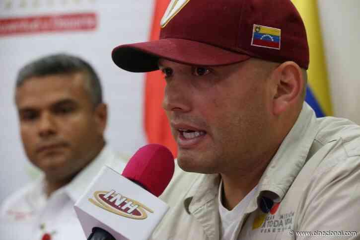 Maduro confirmó que el Potro Álvarez superó el covid-19
