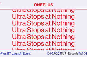 The OnePlus 8T will be announced on October 14, and we know most of the details