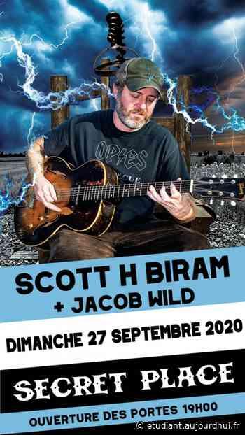 SCOTT H. BIRAM + JACOB WILD - Secret Place , Saint Jean De Vedas, 34430 - Sortir à France - Le Parisien Etudiant