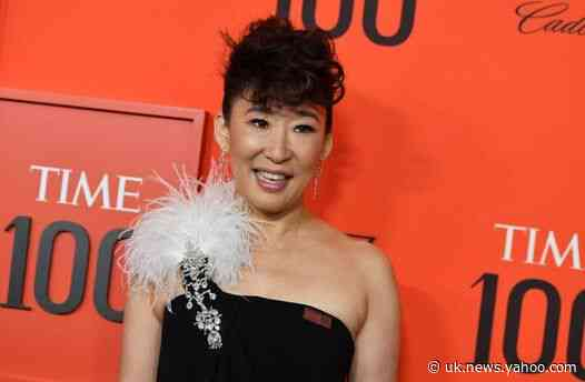 Sandra Oh's Emmys outfit supported Black Lives Matter and expressed her Korean-American heritage