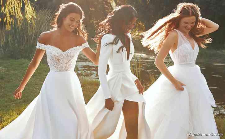 Nachhaltige Brautmode: Pronovias-Group bringt umweltfreundliche Kleider auf den Markt