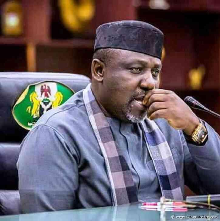Best we've heard from him: Nigerians hail Okorocha's comment on Edo APC defeat