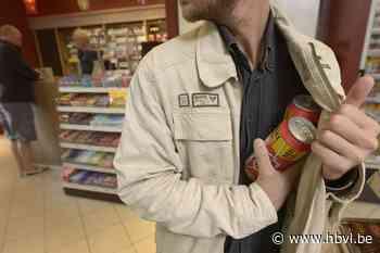 Winkeldief op heterdaad betrapt in Carrefour