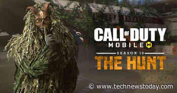 Season 10 of Call of Duty Mobile: Hunt for Makarov Event - Tech News Today