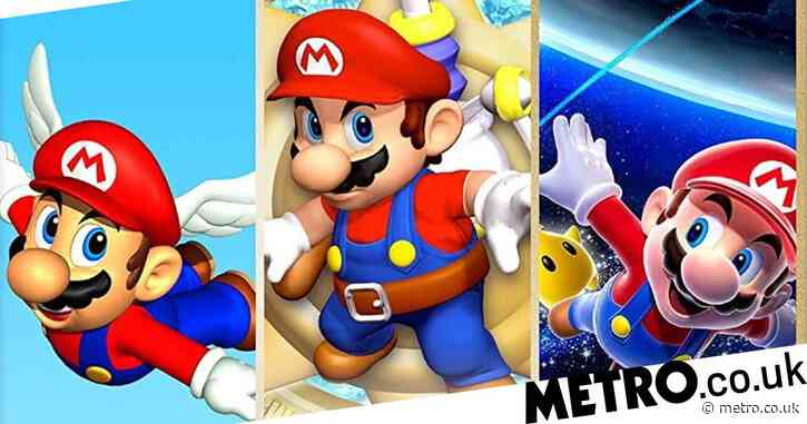 Super Mario 3D All-Stars is new UK number one – Games charts 19 September