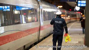 Ladendieb ohne Maske türmt: 23-Jähriger läuft Polizei direkt in die Arme - und beißt zu