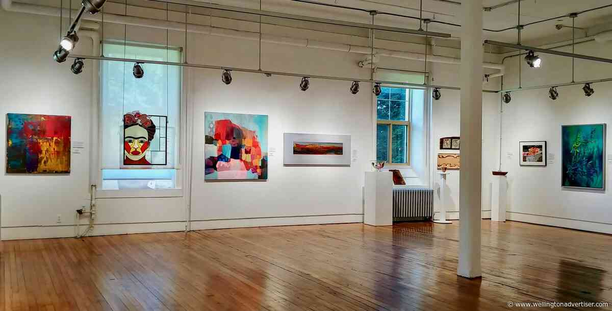 Elora Fergus Studio Tour transitions to gallery show and sale - Wellington Advertiser