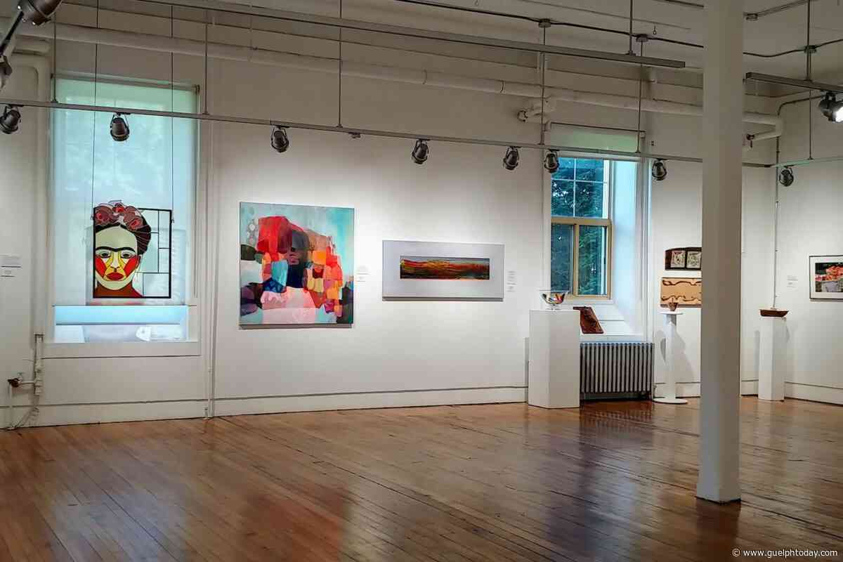 Elora Fergus Studio Tour switches to one-stop event at arts centre - GuelphToday