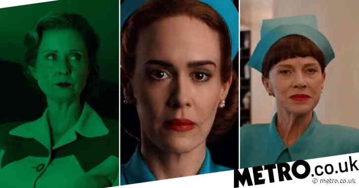Sarah Paulson reveals how Ryan Murphy plans to end Ratched and confirms plans for season 2