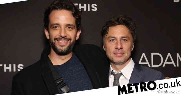 Zach Braff hits out at Emmys for dismissing Nick Cordero from 'In Memoriam' tribute