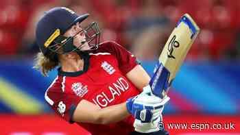 England bat first as women's summer begins