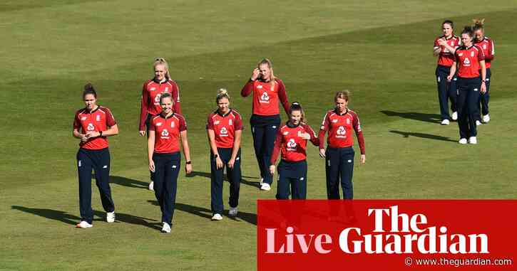 England v West Indies: first women's T20 international – live!