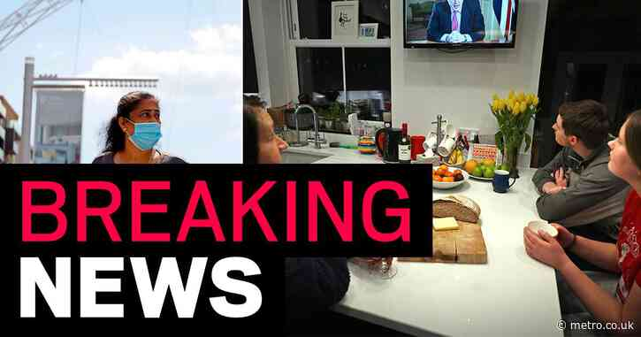 Northern Ireland to ban households mixing indoors in coronavirus crackdown