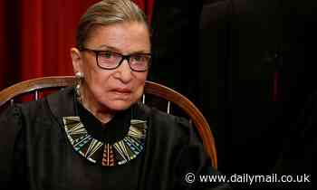 Ruth Bader Ginsburg to lie in state at Supreme Court and US Capitol building