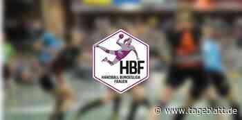 Lage der Liga; Bensheim/Auerbach übernimmt die Tabellenführung - Handball - Tageblatt-online