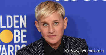 Ellen DeGeneres Returns to Her Talk Show With an Apology