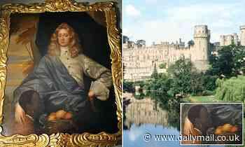 Historians urge Warwick Castle owners to put back 17th century painting of 'black servant'