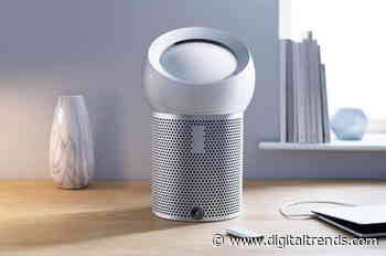 Save $200 on the Dyson BP01 Pure Cool Me air purifier fan today