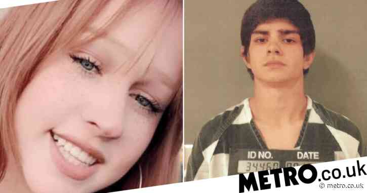 "'Teen killer says he shot pregnant girlfriend while ""playing around"" with loaded gun'"