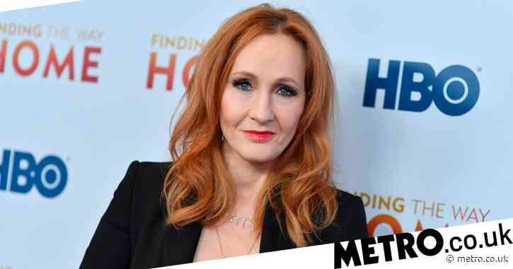 JK Rowling confesses 'making a mess out of her life' resulted in her writing Harry Potter