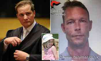 Madeleine McCann suspect Christian Brueckner's lawyer says he has evidence that clears his client