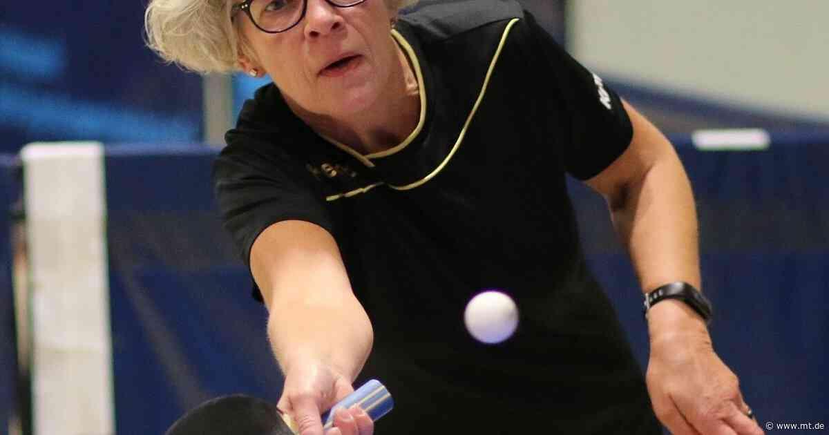 Tischtennis: Petershagen/Friedewalde II chancenlos, Windheim/Neuenknick verpasst Punkt knapp | Sportmix - Mindener Tageblatt