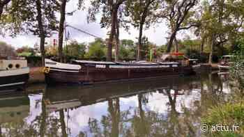 Toulouse. Avec leur péniche, ils veulent faire revivre le transport de marchandises sur le canal du Midi - actu.fr