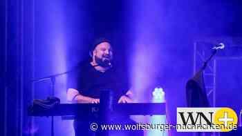 Alex Diehl singt sich in Wolfsburg den Schmerz von der Seele - Wolfsburger Nachrichten