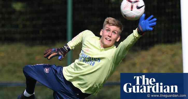 Arsenal sign Iceland goalkeeper Alex Runarsson from Dijon