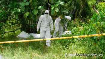 Aterrador caso en Boyacá: Hallaron un cadáver en un despeñadero de Muzo - diariodelsur.com.co