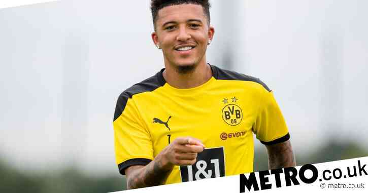 Dortmund send message to Manchester United over Jadon Sancho transfer