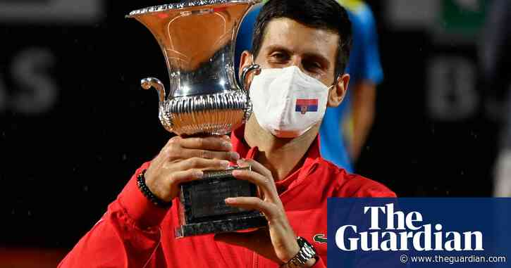 Novak Djokovic takes Rome title but all eyes on French Open Covid tests