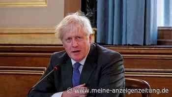 """Brexit-Eklat: May entsetzt über Johnson-Plan - """"Kann das nicht unterstützen"""""""