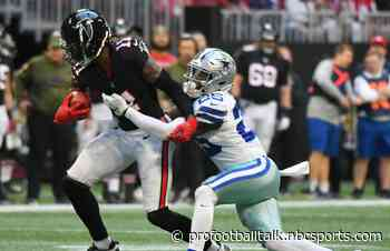 Julio Jones' dropped touchdown pass looms large now