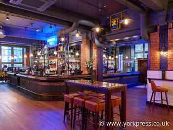 Coronavirus outbreak at city centre restaurant   York Press - York Press