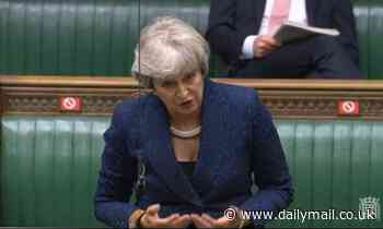Theresa May defies Boris Johnson over Brexit legislation
