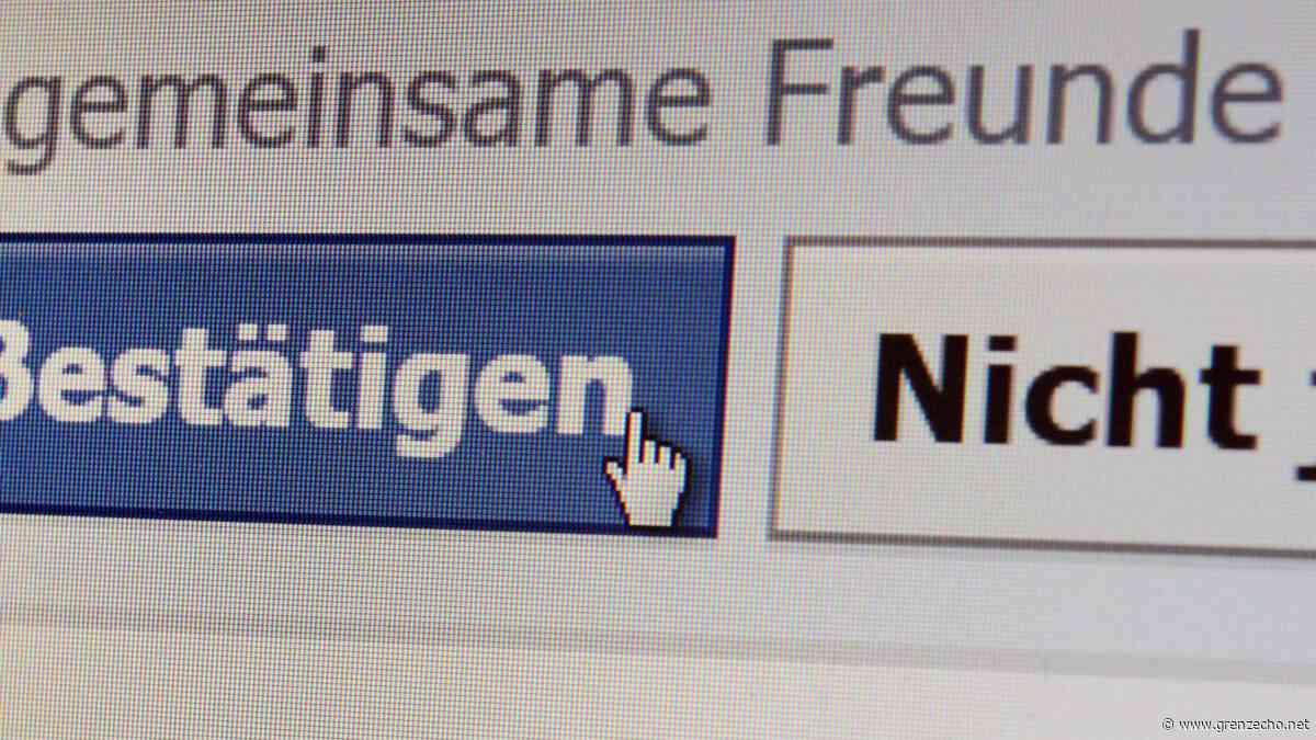 "Täglich fast zwei Beschwerden wegen ""Freundschaftsbetrug"" im Internet - GrenzEcho.net"