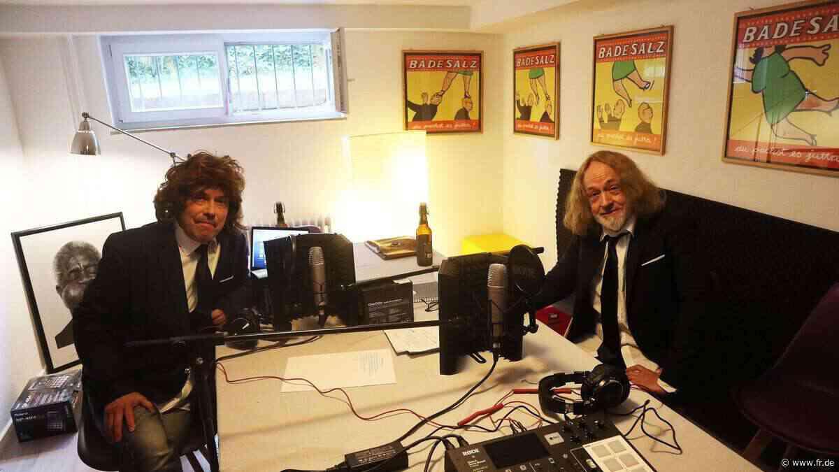 Radio Badesalz im Internet: Ein Fall für Nobbi und Ebbi - live und als Podcast - Frankfurter Rundschau