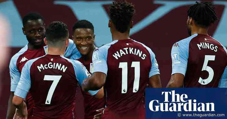 Aston Villa's Ezri Konsa grabs win after 10-man Sheffield United waste penalty