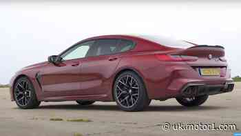 BMW M8 GC vs RS6 vs E63 S vs Panamera drag race