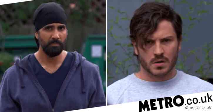 EastEnders spoilers: Kheerat Panesar suspects Gray Atkins killed Chantelle