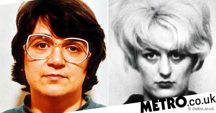 Rose West and Myra Hindley's love affair formed as 'their friendship in prison grew into something more substantial'