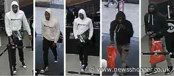 Men hunted after bank card used in wake of Chatham rape