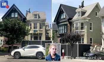 Renovations to Julia Roberts' new $8.3million San Francisco home are almost complete