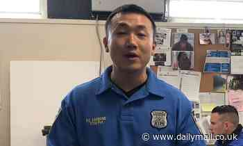 NYPD officer arrested for 'acting as an illegal agent for China'