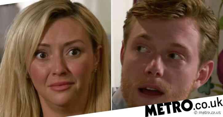 Coronation Street spoilers: Kimberly Hart-Simpson reveals Nicky Wheatley is 'shattered' by Daniel Osbourne's betrayal